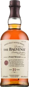 The Balvenie Portwood 21 Year Old skotlantilainen viski